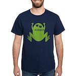 Frog: Ribbit Dark T-Shirt