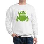 Frog: Ribbit Sweatshirt
