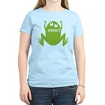Frog: Ribbit Women's Light T-Shirt