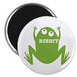 Frog: Ribbit Magnet