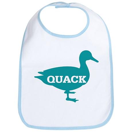 Duck: Quack Bib