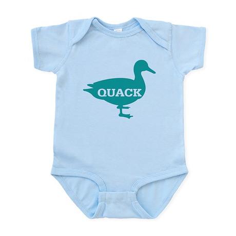 Duck: Quack Infant Bodysuit