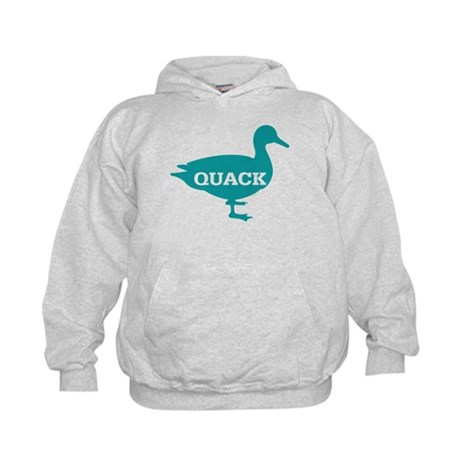 Duck: Quack Kids Hoodie