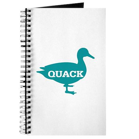 Duck: Quack Journal