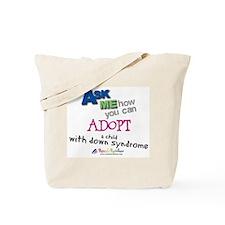 ASK ME! Tote Bag