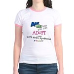 ASK ME! Jr. Ringer T-Shirt