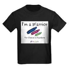 Little Warriors Kids Dark T-Shirt