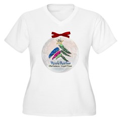 2010 Christmas Angel Tree T-Shirt