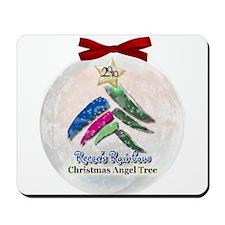 2010 Christmas Angel Tree Mousepad