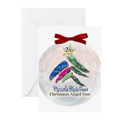 2010 Christmas Angel Tree Greeting Cards (Pk of 20
