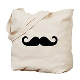 Mustache Bags & Totes