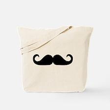 Beard - Mustache Tote Bag