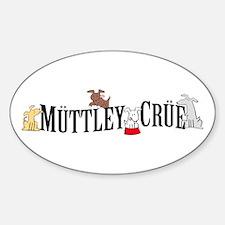 Muttley Crue Decal