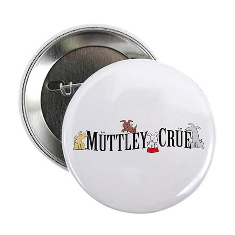 "Muttley Crue 2.25"" Button (10 pack)"