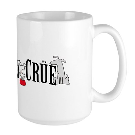 Muttley Crue Large Mug