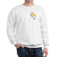 Paddle with Aloha Unisex Sweatshirt