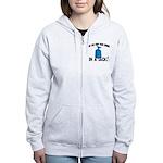 Stuff Your Sorries in a Sack! Women's Zip Hoodie