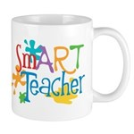 SmART Art Teacher Mug