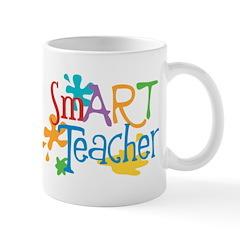 SmART Art Teacher Mug