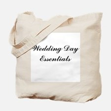 Wedding Day Essentials Tote Bag