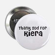 Thank God For Kiera Button