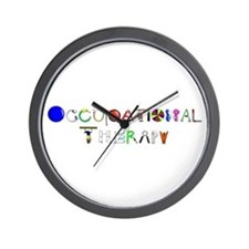 OT at work Wall Clock
