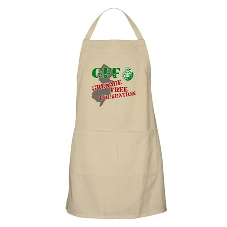 Grenade Free Foundation Apron