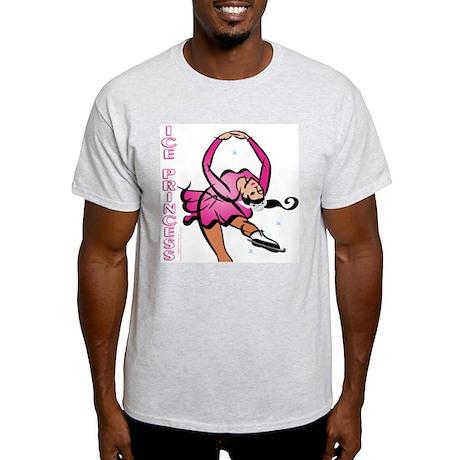 Ice Princess Ash Grey T-Shirt