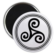 "Cool Usa 2.25"" Magnet (100 pack)"