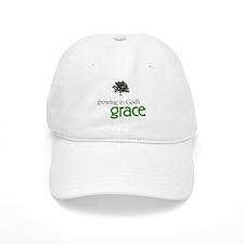 Growing In God's Grace Baseball Cap