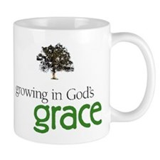 Growing In God's Grace Mug