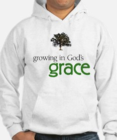 Growing In God's Grace Hoodie