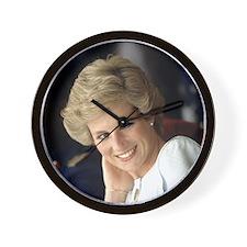 Funny Diana Wall Clock