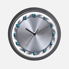 The BuzzSaw Wall Clock
