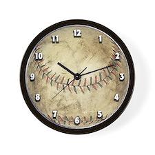 Baseball... Wall Clock