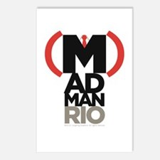 Rio Postcards (Package of 8)