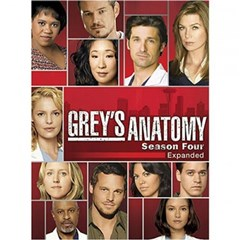 Grey's Anatomy: The Complete Fourth Season Dvd