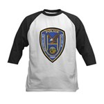 University Heights Police Kids Baseball Jersey