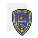 University Heights Police Greeting Card