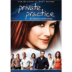 Private Practice: The Complete Second Season DVD