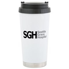 SGH Stainless Steel Travel Mug