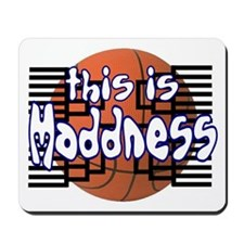 BASKETBALL MADNESS SHIRT TEE  Mousepad