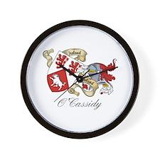 O'Cassidy Sept Wall Clock