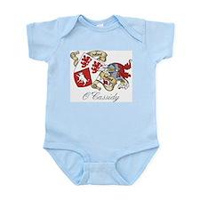 O'Cassidy Sept Infant Creeper