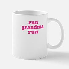 Run Grandma Run Mug