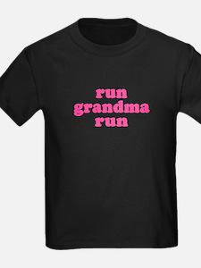 Run Grandma Run T