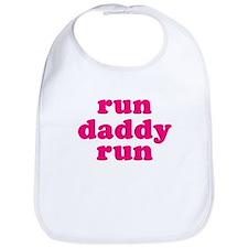 run daddy run Bib