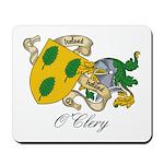 O'Clery Sept Mousepad