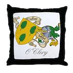 O'Clery Sept Throw Pillow
