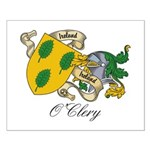 O'Clery Sept Small Poster